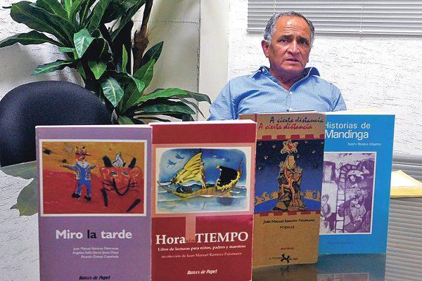 Reconocimiento a Juan Manuel Ramírez Palomares