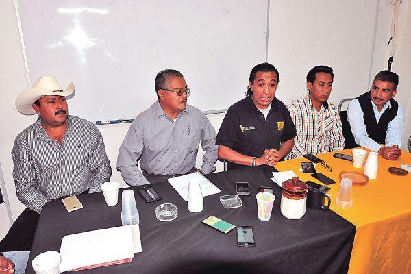 Falta un toque amarillo a la administración panista: PRD
