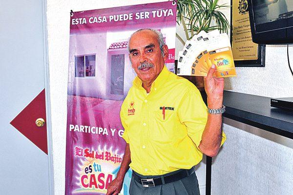 Tiene 40 años comprando El Sol del Bajío y participando en sus sorteos