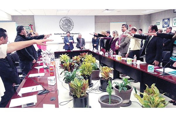 Inicia proceso electoral federal en Guanajuato