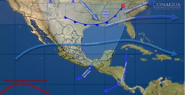 Se mantienen las temperaturas frías y heladas por la mañana y noche en gran parte del estado de Guanajuato