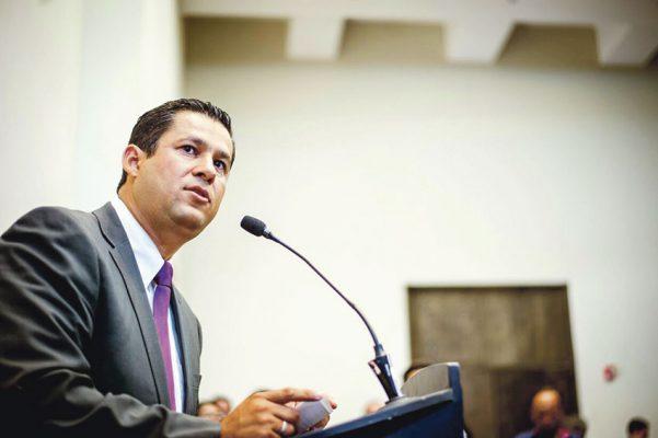 Confirma el  TEPJF sentencia a favor de Diego Sinhué