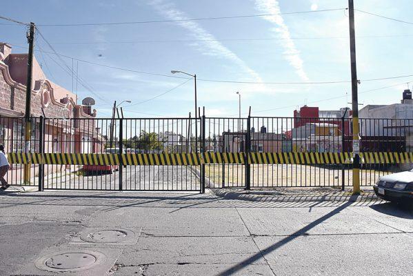 Cerraron otra calle en La Misión  por inseguridad