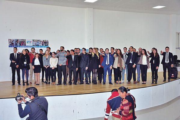 Participan jóvenes en la creación de políticas públicas