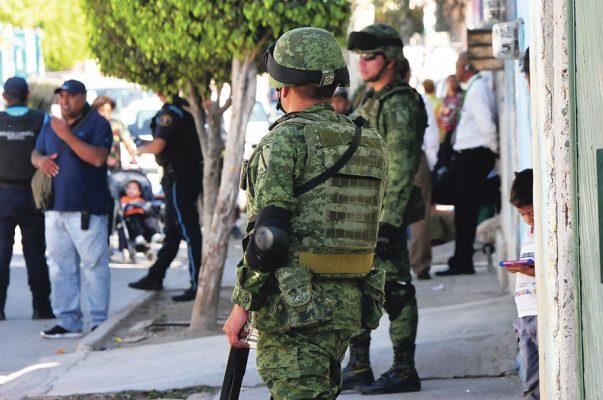 Un acierto dar certeza jurídica al Ejército para patrullar calles