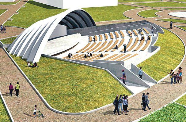 Asegurada  la construcción del Parque Urbano: SML