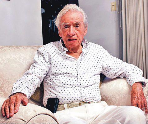 Falleció ayer Don Antonio Chaurand Yépez