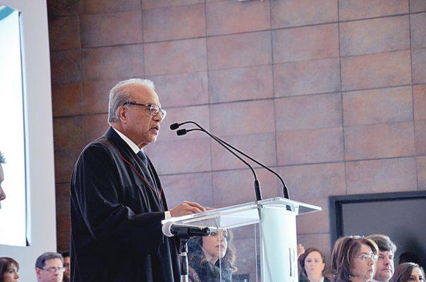Consolidó Valadez el nuevo Sistema de Justicia Oral: MM