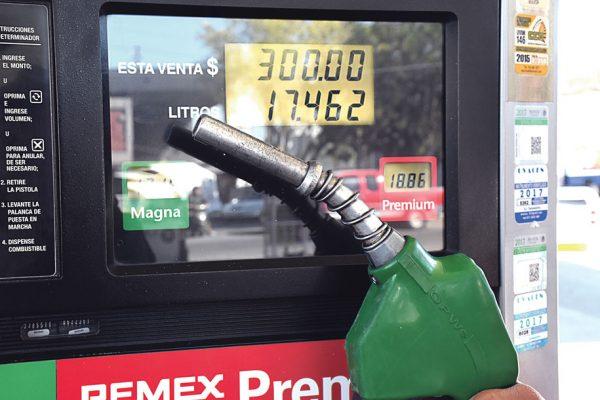 Aumento a gasolinas no ha impactado en consumo