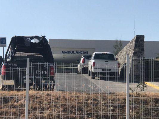 Atacan Hospital de Salvatierra