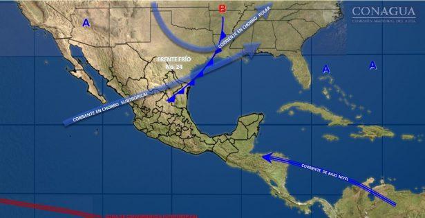 Se prevé cielo ligeramente nublado durante las próximas horas en Guanajuato