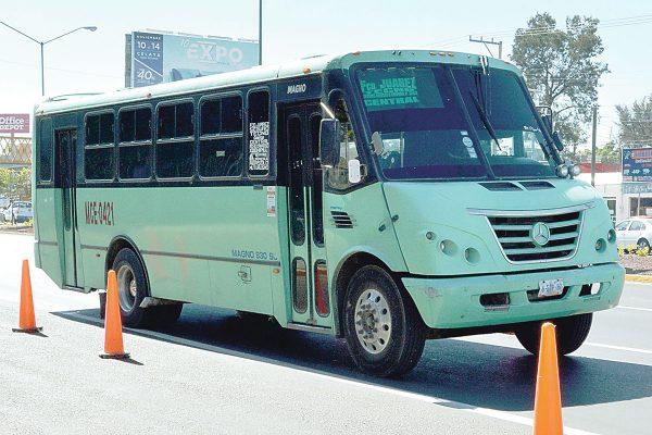 Prepara municipio concesiones para transportistas de Celaya
