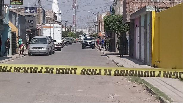 Sábado de crímenes en Celaya