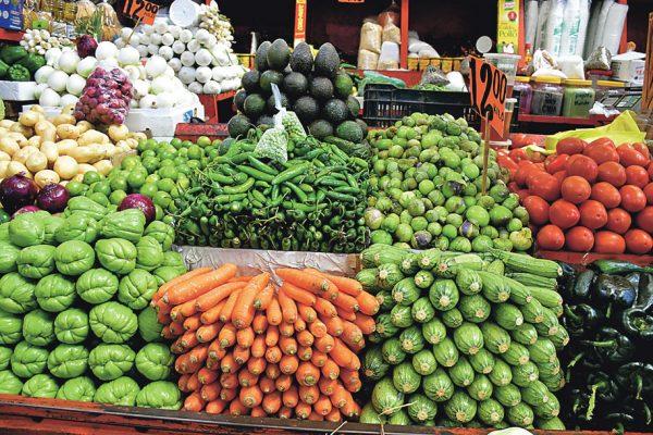 Bajan de precio  algunas hortalizas en los mercados