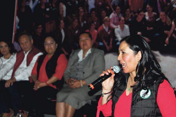 Monserrat Vázquez va por la alcadía de Celaya