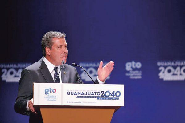 Deja Márquez PLANGTO 2040