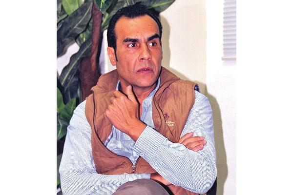 Víctor Macías, presidente de Canacintra