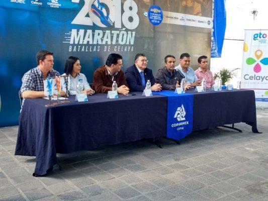 Será el 8 de abril Maratón de las Batallas de Celaya