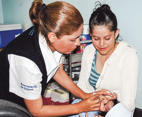 Inicia hoy 1era Semana Nacional de Salud