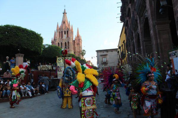 San Miguel de Allende, 192 años de ser ciudad