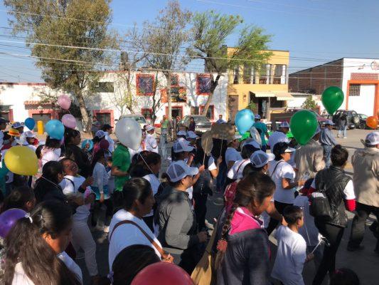 Festejan en SMA Día de la Familia
