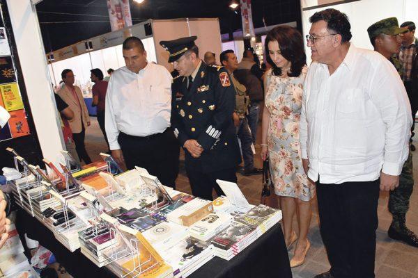 Inicia Feria del Libro de Celaya