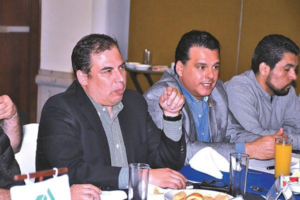 Plantea Coparmex los proyectos estratégicos
