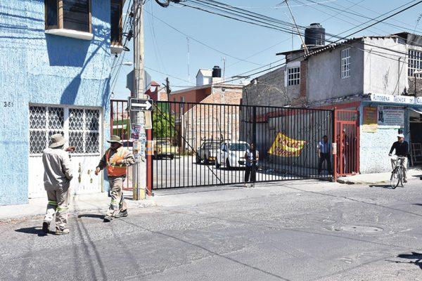 Problema de rejas no ha rebasado a municipio: RL