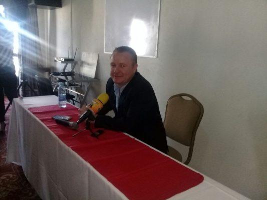 Ricardo Villarreal se baja de la reelección