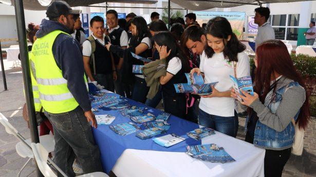 Inicia Feria del Agua en San Luis de la Paz