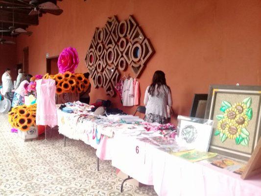 Se lleva a cabo la tercera edición de la Feria de la Mujer Emprendedora