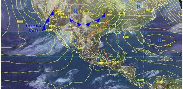 Habrá temperaturas calurosas durante el día en el estado de Guanajuato