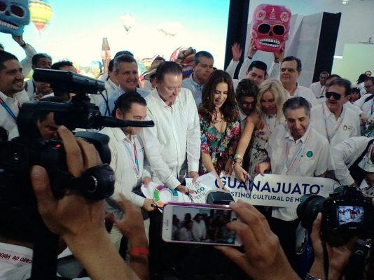 San Luis de la Paz participó en el Tianguis Turístico 2018