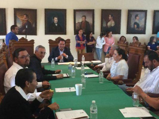 Presidente interino en Dolores Hidalgo