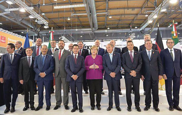 Invierten 254 mdd Alemania y Francia