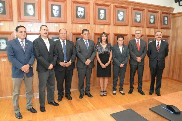 El Poder Judicial del Estado de Guanajuato, firma Convenio de colaboración en materia de capacitación educativa con la Secretaria de Educación de Guanajuato