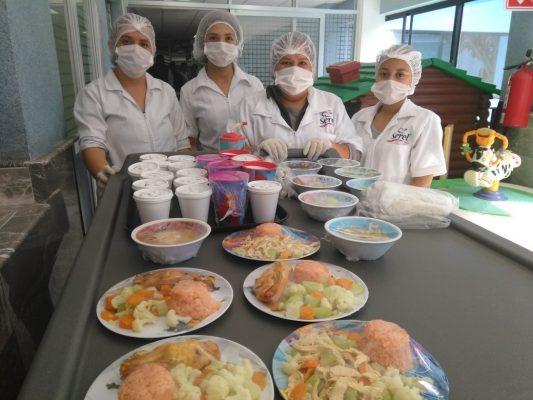 Mejor nutrición, mejor desarrollo físico e intelectual