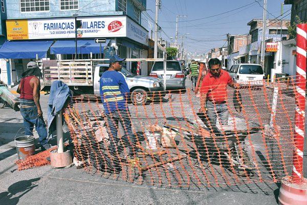 Reinició JUMAPA obras en Tierrasnegras
