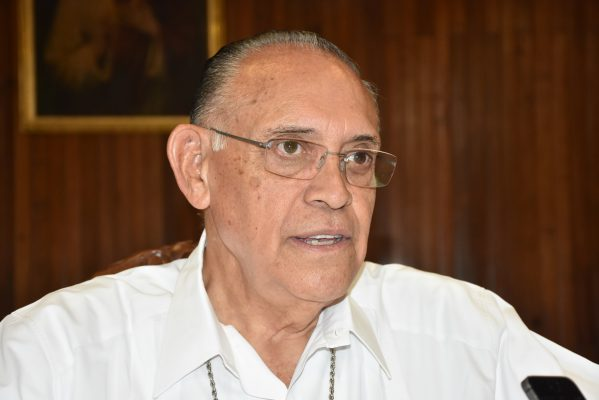 Confía obispo que debate sea propositivo