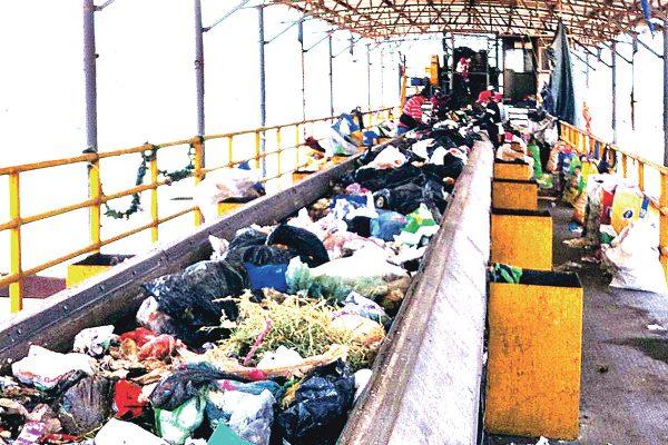 Se han reciclado más de 20 mil toneladas de materiales