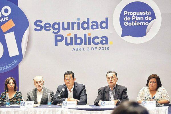 Fortalecerá Diego policía municipal