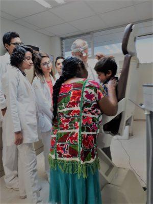 SSG envía médicos para atención de jornaleros agrícolas
