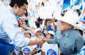 Ha presentado Diego cinco ejes de su plan de gobierno