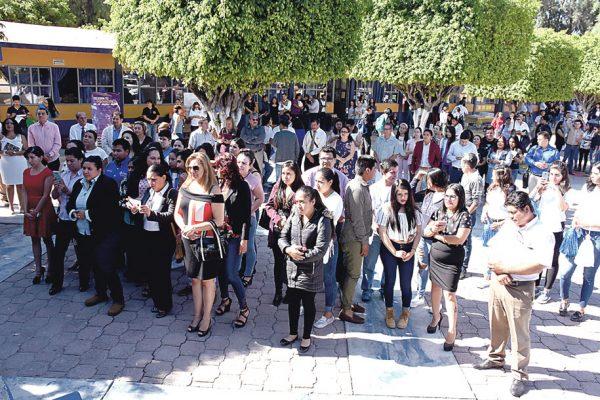 Celebran 25 años de la UNICEBA