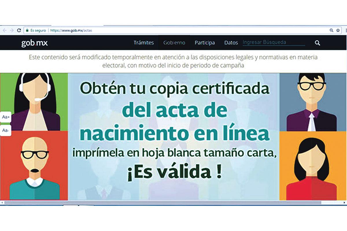 Excepcional Certificado De Nacimiento En Línea De California ...