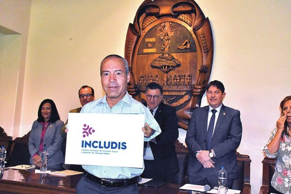 Juan Antonio Solano, director de INCLUDIS