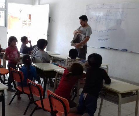 Atiende SEG a 468 hijas e hijos de jornaleros migrantes
