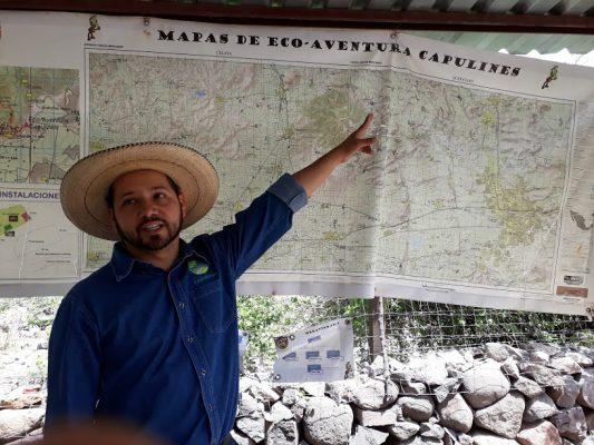 Ruta ecoturística al norte de Celaya