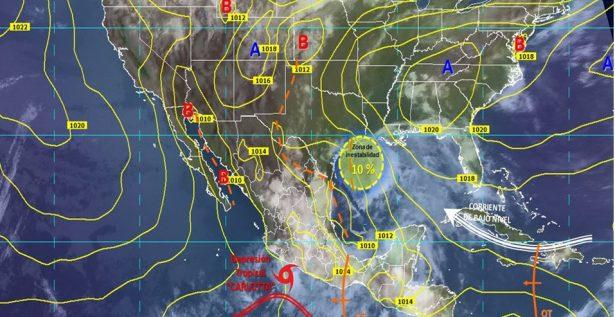Se mantiene la probabilidad de lluvias en el estado de Guanajuato
