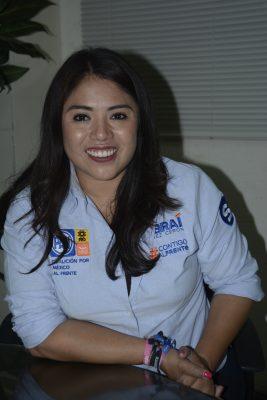Valora Saraí Núñez participación ciudadana